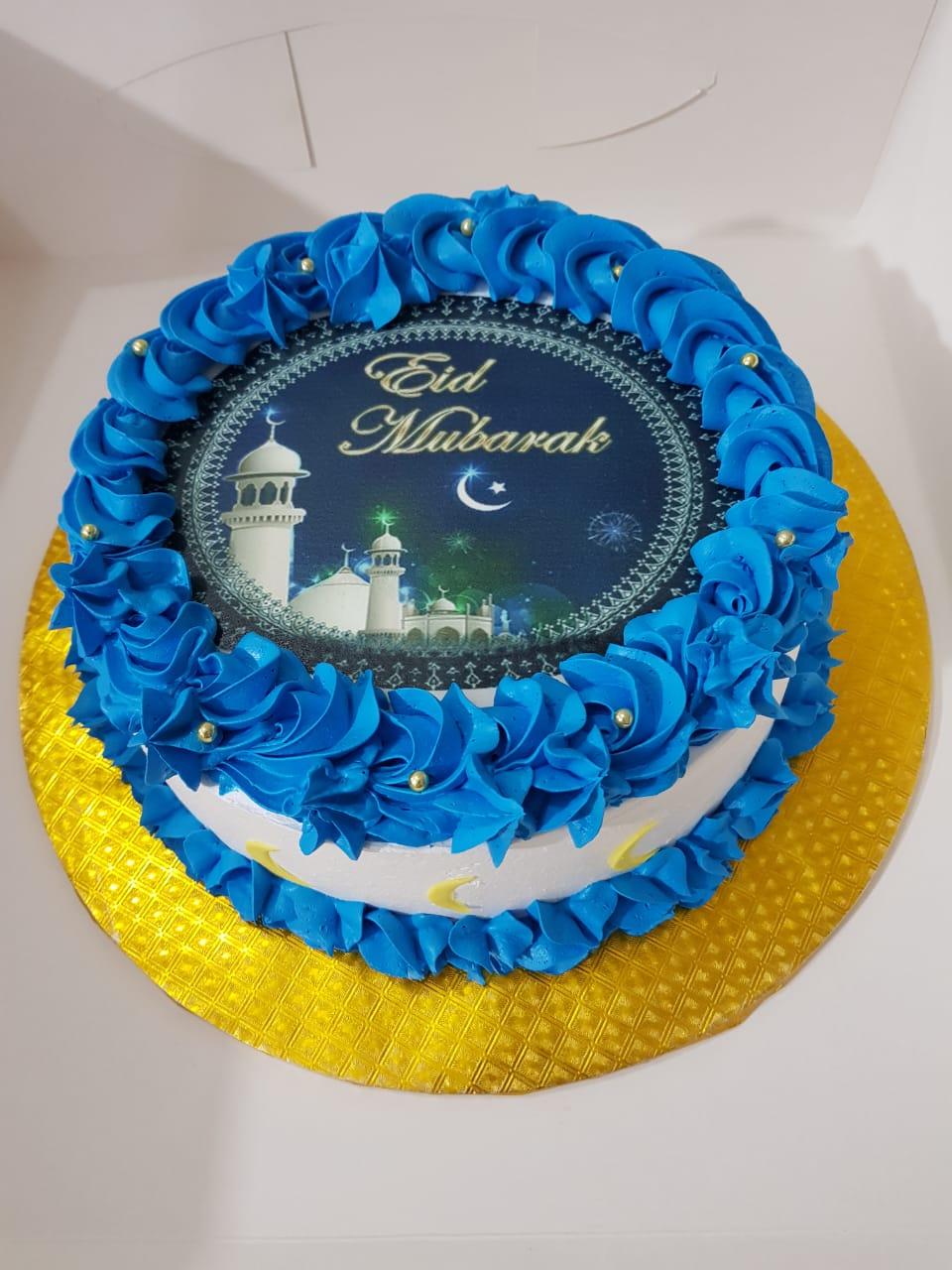 Eid Pic Cake