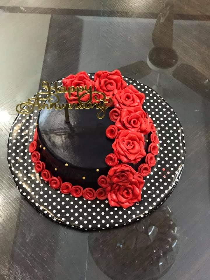 Black Beauty Cake