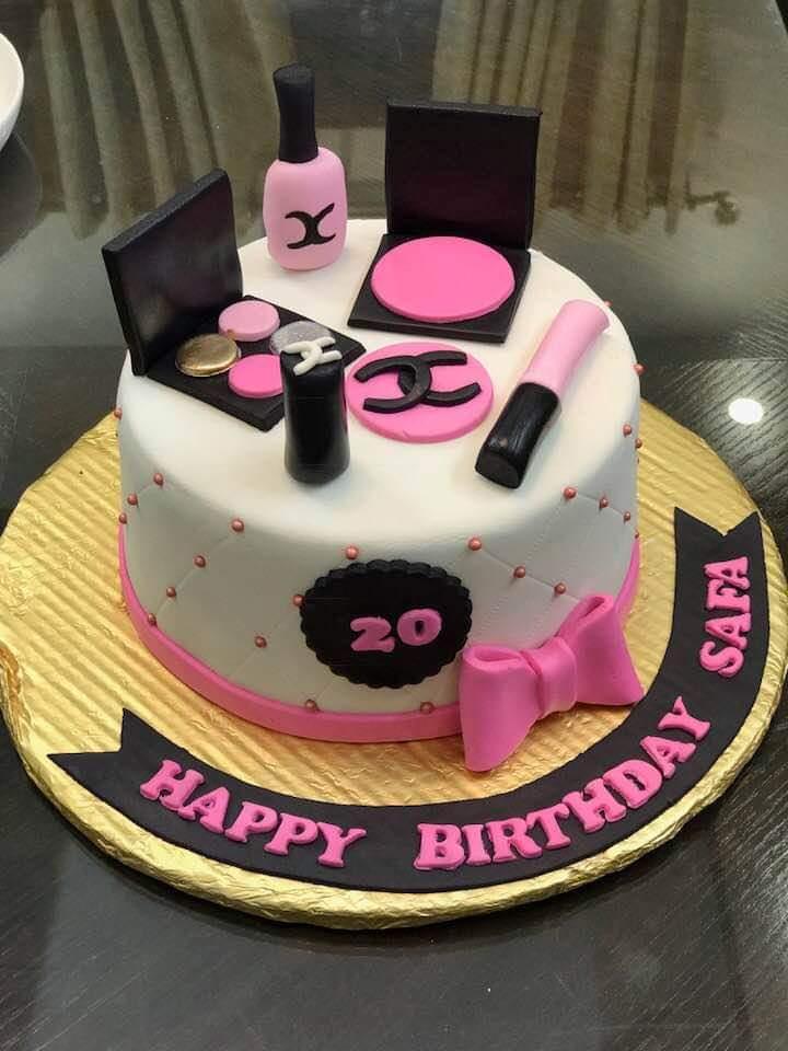 Mackup cake