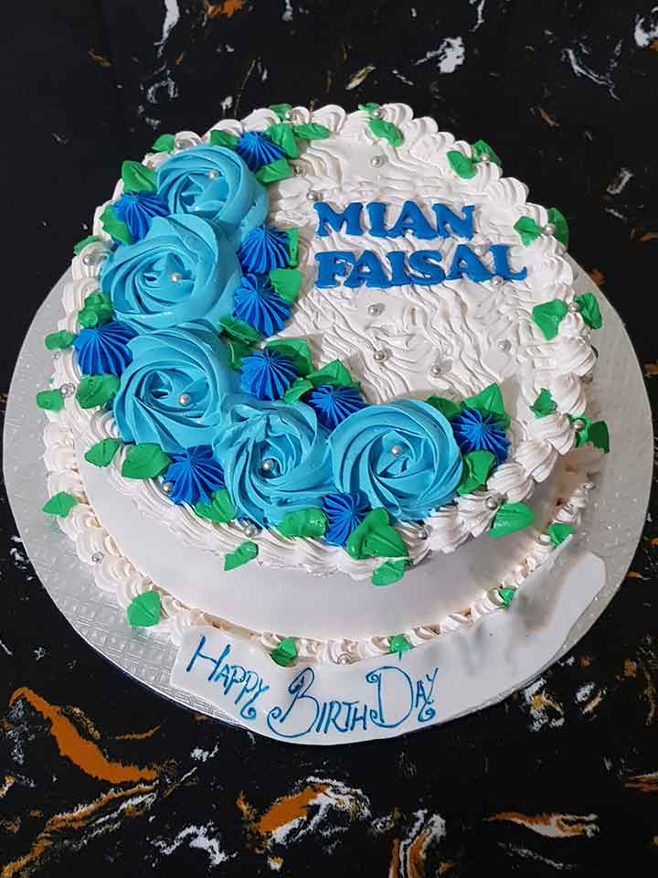 Flower Cake Designs