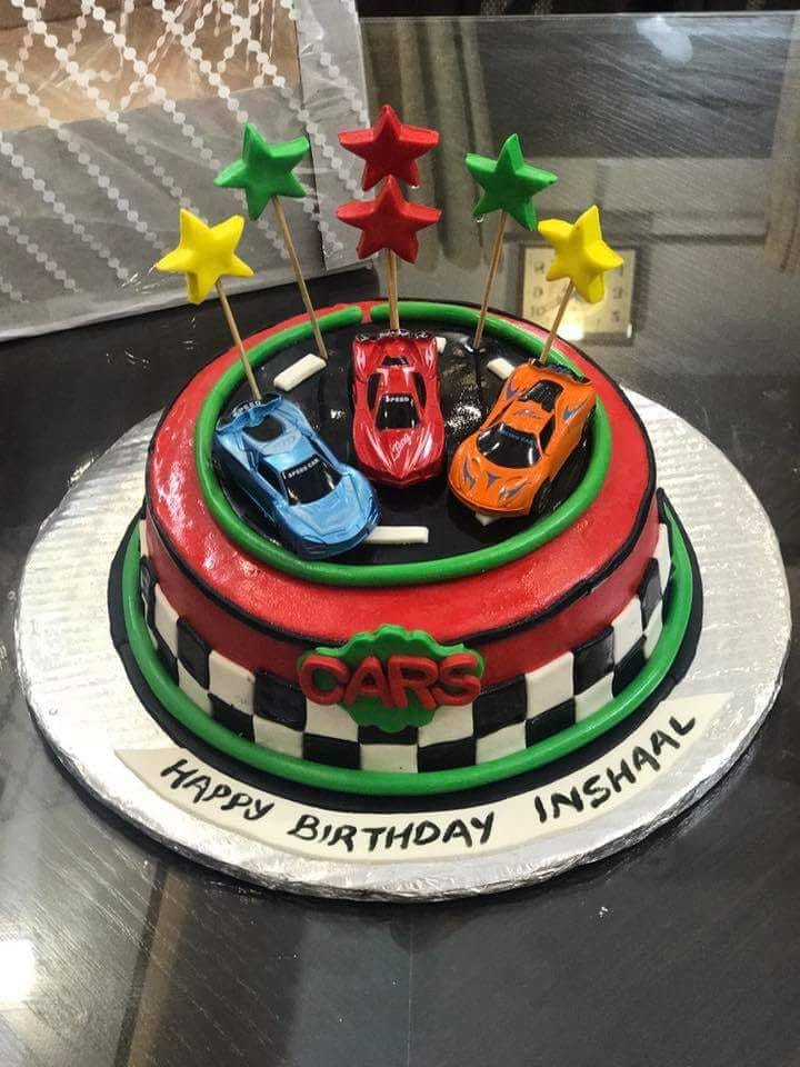 Peachy Buy Delicious Car Cakes At Affordable Prices Cakes Com Pk Funny Birthday Cards Online Sheoxdamsfinfo