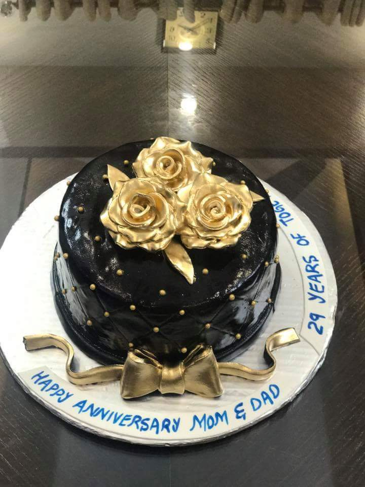 Black Beauty Cake