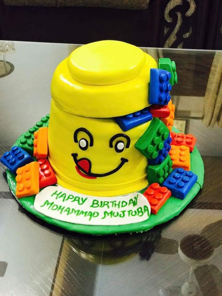 Block Theme Cake
