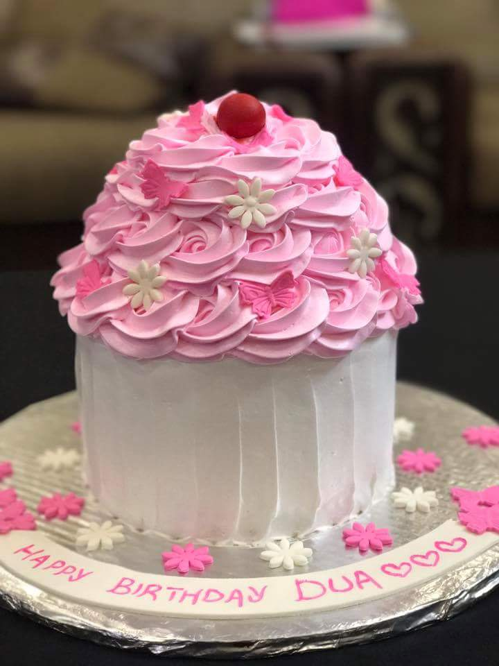 Gaint Cup Cake
