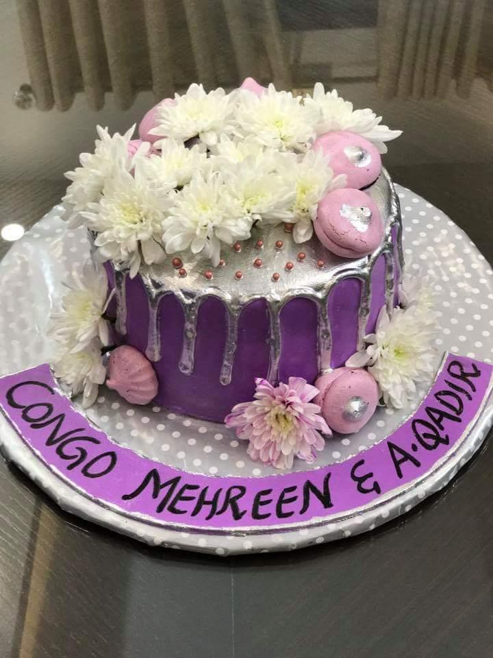 Driping Cake