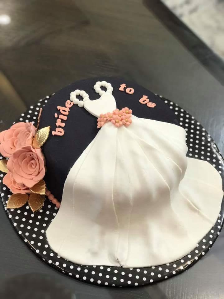 Bride Cake