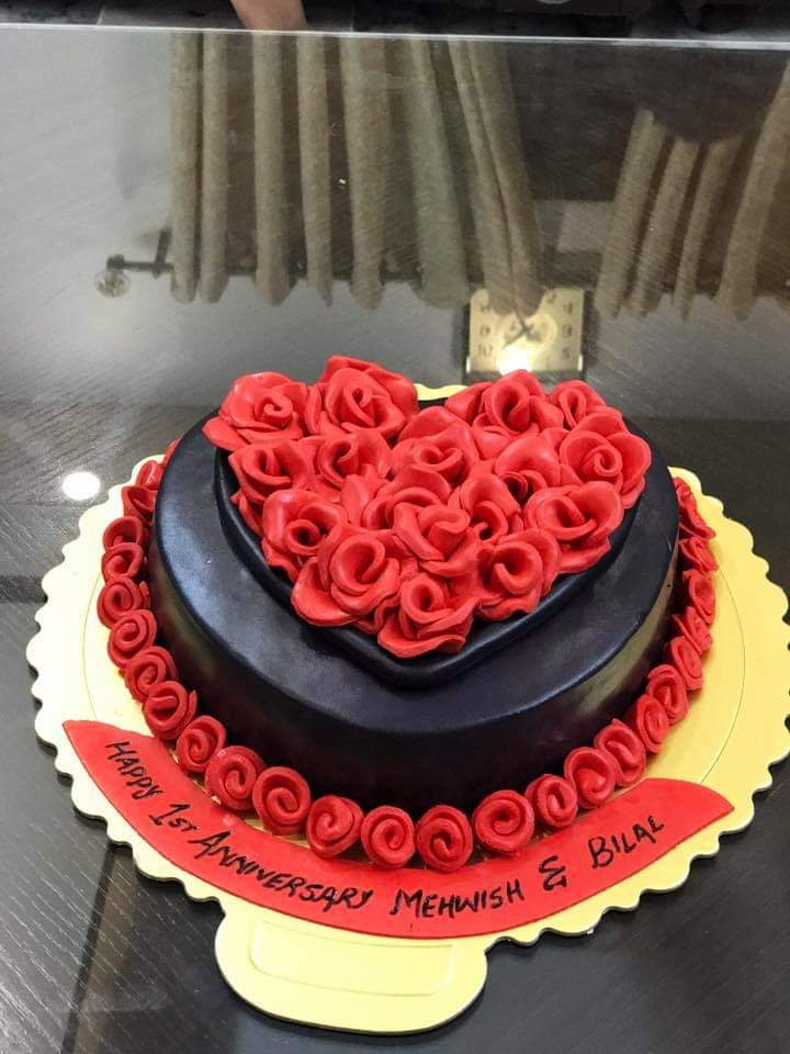 Prime Rose Birthday Cake At Your Celebration Place Cakes Com Pk Birthday Cards Printable Inklcafe Filternl