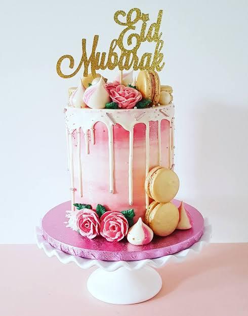 Eid Mubarak Cake