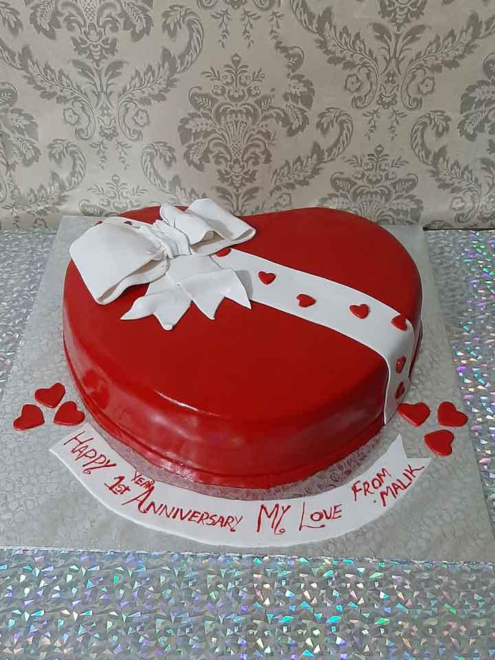 Dil cake