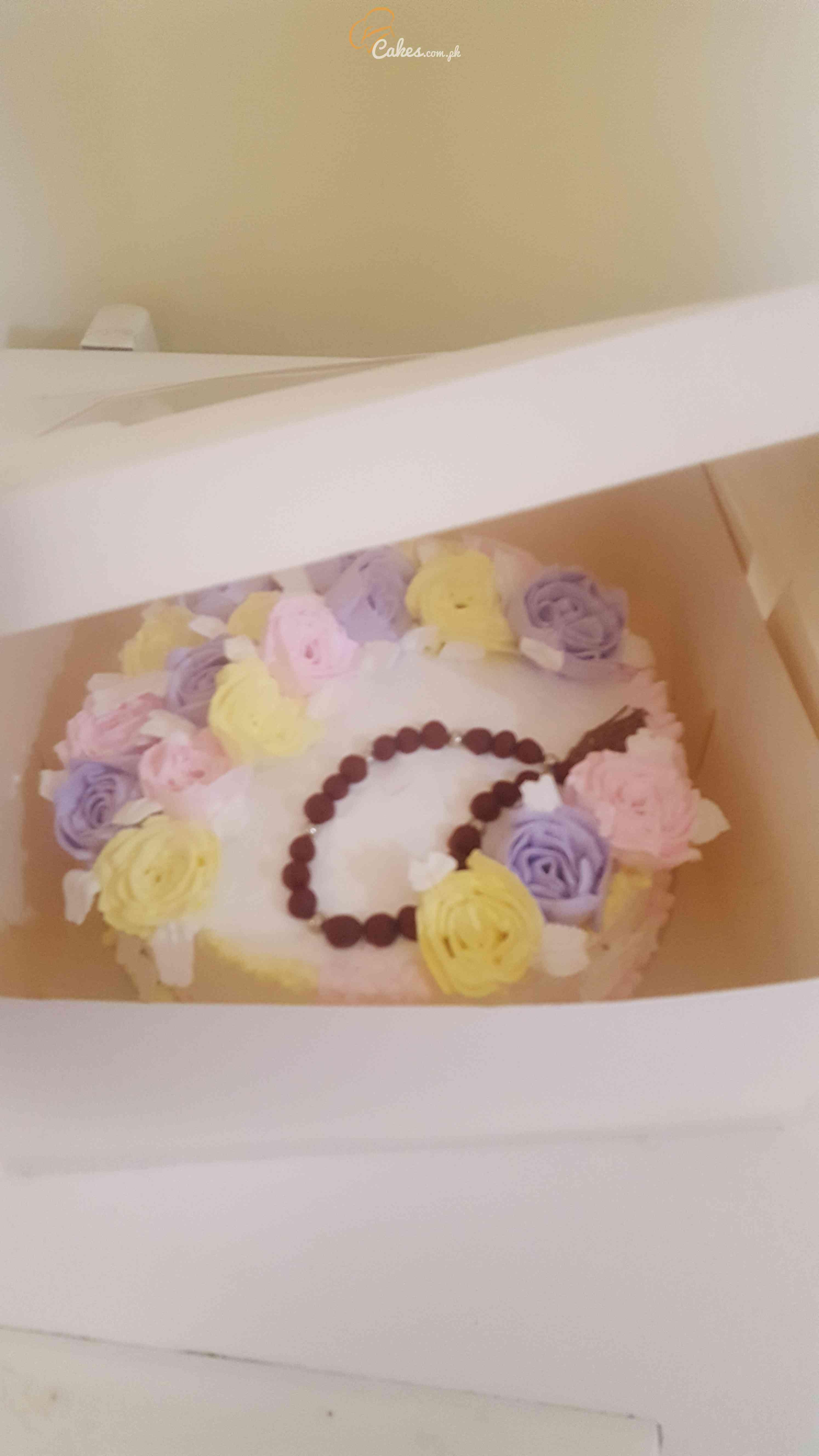 Umrah cake