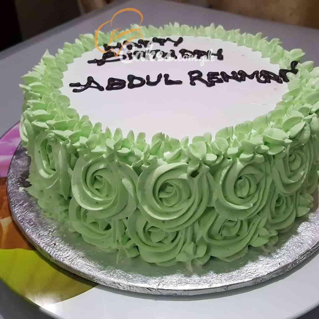 STRAWBARRIY CAKE