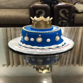 crown prince cake