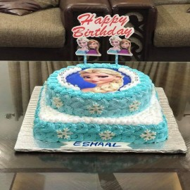 type of Elas cakes