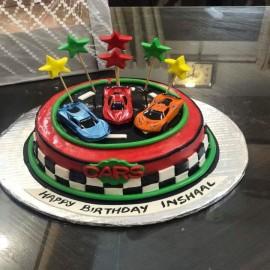 car theme cake prices