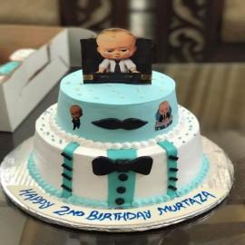boss baby toys cake