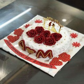best cakes in lahore