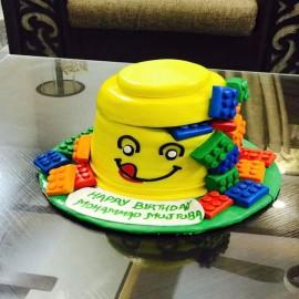 super easy birthday cake