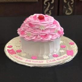 Rainbow Gaint Cup Cake