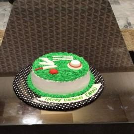 Park cake design