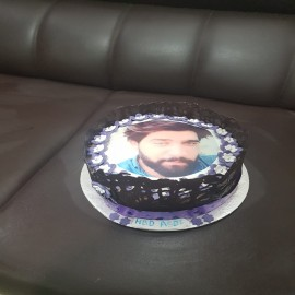 Edible images cakes in Lahore