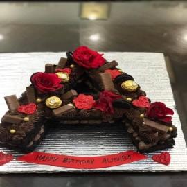 alphabet cake price