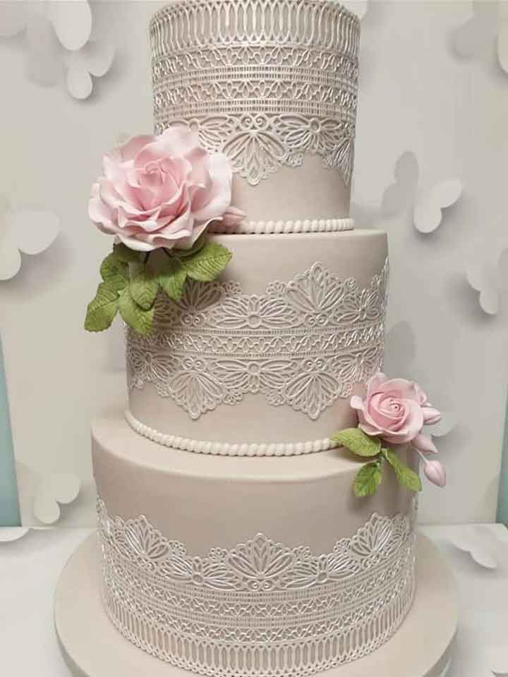 Wedding cake 2020