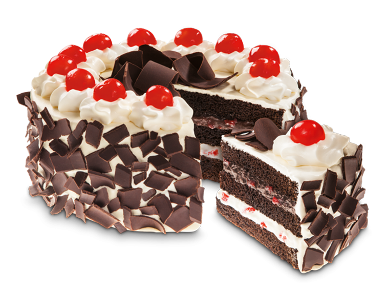 Black Forest Cake Online in Pakistan